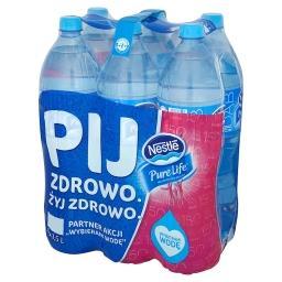 Pure Life Woda źródlana niegazowana 6 x 1,5 l