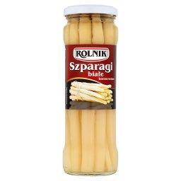 Szparagi białe konserwowe