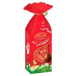 Lindor Mleczne jajeczka czekoladowe z nadzieniem