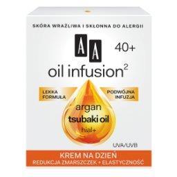 Oil Infusion2 40+ krem na dzień redukcja zmarszczek + elastyczność 50 ml