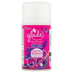 Automatic Spray Exotic Bazaar Dzika róża i szafran Zapas do odświeżacza powietrza