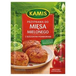 Przyprawa do mięsa mielonego z suszonymi pomidorami Mieszanka przyprawowa