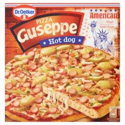 Guseppe Smaki Świata Pizza Hot dog