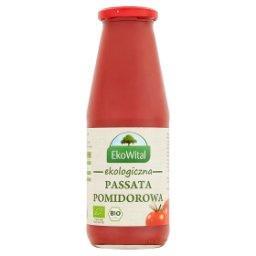 Ekologiczna passata pomidorowa