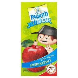 Junior Sok 100% jabłkowy