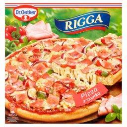 Rigga Pizza z szynką