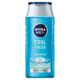 MEN Cool Fresh Szampon odświeżający włosy normalne lub przetłuszczające się