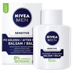 MEN Sensitive Łagodzący balsam po goleniu