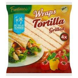 Tortilla pszenna grillowana 250 g