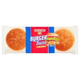 Bułki pszenne do hamburgerów z sezamem 300 g