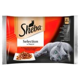 Selection in Sauce Karma pełnoporcjowa kolekcja soczystych smaków 340 g