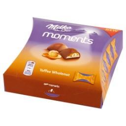 Moments Czekolada mleczna Toffee Wholenut  (11 sztuk)