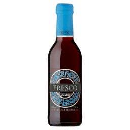 Frizzante Wino czerwone półsłodkie półmusujące polskie