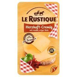 Łagodny ser dojrzewający w plastrach