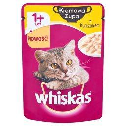 Kremowa Zupa z Kurczakiem Karma pełnoporcjowa 1+ lat