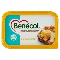 Tłuszcz do smarowania z dodatkiem stanoli roślinnych o smaku masła