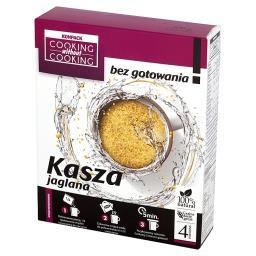 Cooking without Cooking Kasza jaglana bez gotowania