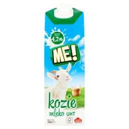 Kozie mleko UHT 4,2% 1 l