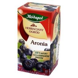 Herbaciany Ogród Aronia Herbatka owocowo-ziołowa 70 g (20 torebek)