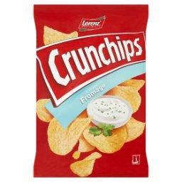 Chipsy ziemniaczane o smaku fromage