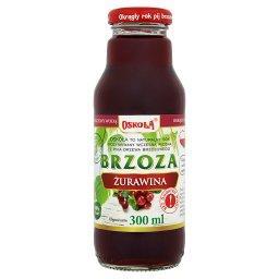 Brzoza żurawina Naturalny sok