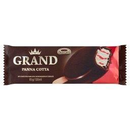 Grand Gold Lody o smaku deseru panna cotta z musem malinowym w czekoladzie