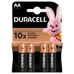 Baterie alkaliczne duracell typ AA