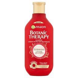 Botanic Therapy Szampon do włosów farbowanych Żurawina i olejek arganowy