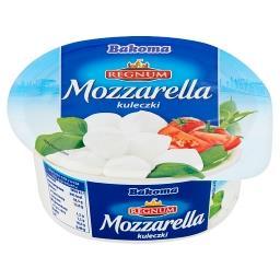Regnum Ser Mozzarella kuleczki 125 g