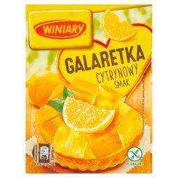 Galaretka cytrynowy smak