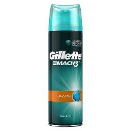Mach3 Smooth żel do golenia 200 ml