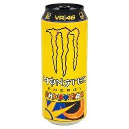The Doctor Gazowany napój energetyzujący