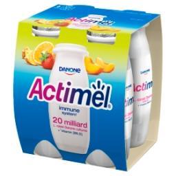 Actimel Mleko fermentowane o smaku wieloowocowym 400...