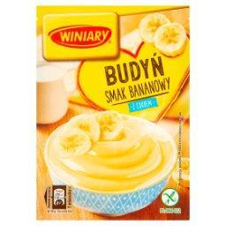 Budyń z cukrem smak bananowy