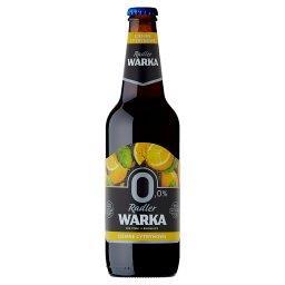 Radler Ciemne piwo bezalkoholowe z lemoniadą o smaku...