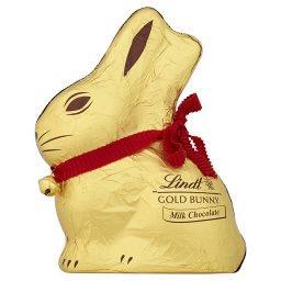 Gold Bunny Czekolada mleczna