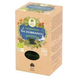 Ekologiczna herbatka na dobranoc 50 g