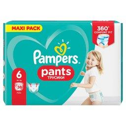 Pants, Rozmiar 6, 38 Pieluchomajtek