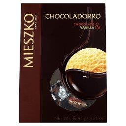 Chocoladorro Chocolate & Vanilla Czekoladki nadziewane