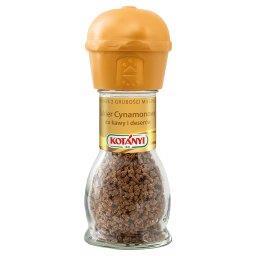 Młynek Cukier cynamonowy do kawy i deserów