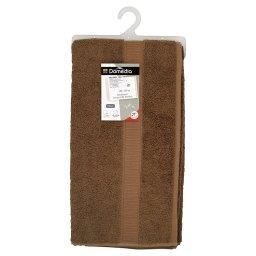 Ręcznik 100 x 150 cm brązowy