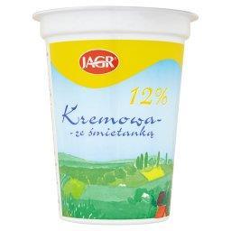 Kremowa ze śmietanką 12% Ukwaszona emulsja tłuszczowa