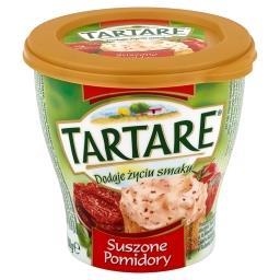 Suszone Pomidory Serek twarogowy