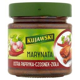 Marynata Ostra papryka-czosnek-zioła