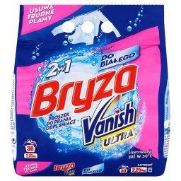 Vanish Ultra 2w1 do białego Proszek do prania i odplamiacz