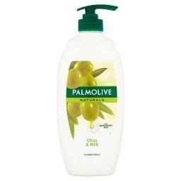 Naturals Olive & Milk Kremowy żel pod prysznic