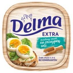 Extra Margaryna o smaku masła ze szczyptą soli