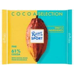 61% Cocoa Czekolada gorzka