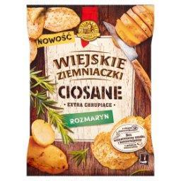 Ciosane Chipsy ziemniaczane o smaku rozmarynu