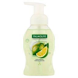 Magic Softness Mydło do rąk w piance o zapachu limonki oraz mięty